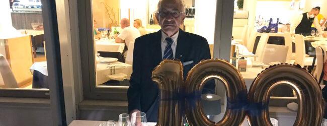 Augusta   Giuseppe Fazio, 100 anni e non sentirli