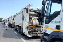 Lentini | Emergenza rifiuti: oggi sospesa la raccolta, domani vetro e indifferenziata