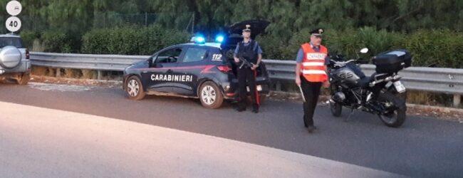 Canicattini   Non si ferma all'alt dei carabinieri: arrestato per resistenza e detenzione di droga