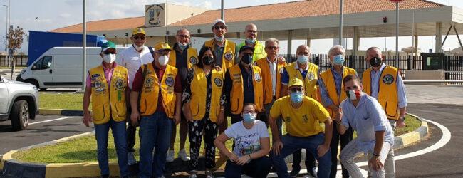 Lentini | Profughi afghani a Sigonella, la gara di solidarietà dei club Lions siciliani
