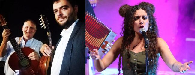 Ferla   Col Duo Gioviale e il Simona Sciacca Trio, Sicily Folk Fest ospite di Lithos