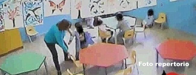 Augusta   Maltrattava gli alunni dell'asilo. I carabinieri eseguono misura cautelare interdittiva