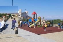 Carlentini | Inaugurato nuovo parco giochi intitolato a Stefano Russo
