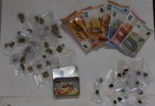 Siracusa | Contrasto alla criminalità: arrestate due persone, sequestrati pistola, droga e soldi