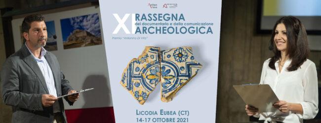 Catania   Licodia Eubea capitale del Cinema Archeologico