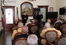 Augusta   I Carabinieri insegnano agli anziani a difendersi dalle truffe