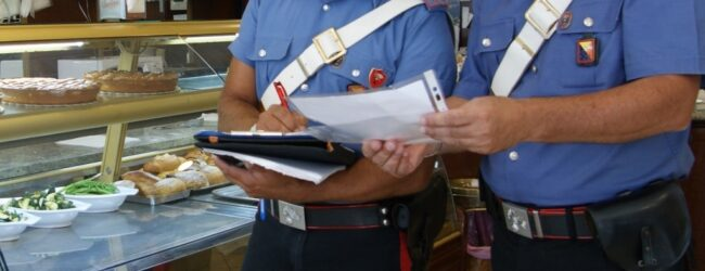 Siracusa   Panineria sanzionata: trovati 2 lavoratori privi di regolare contratto di assunzione