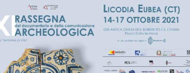 Licodia Eubea   XI edizione della rassegna del documentario e della comunicazione archeologica: al via il 14 ottobre