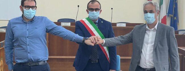 Melilli   Avvicendamento in Giunta: Salvo Midolo subentra a Rosario Cutrona