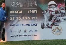 Melilli | Luigi Fazzino porta in alto il nome della città affermandosi ai Masters di automobilismo in Portogallo