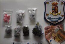 Siracusa | Via Algeri centro di spaccio: arrestato 26enne con droga già suddivisa in dosi