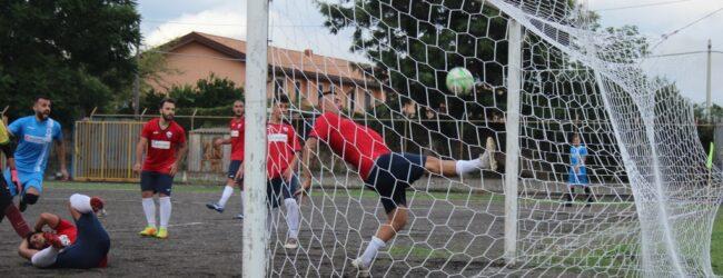Carlentini | Riscatto immediato dei biancoazzurri: D'Arrigo e Scapellato F. chiudono il match