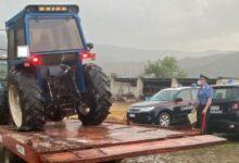 Buccheri | Denunciati due allevatori: nascondevano nella loro masseria un trattore rubato