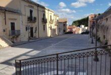 Melilli   Consegnati i lavori di riqualificazione di via Santangelo