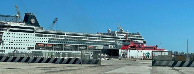 Augusta   Il catamarano Hsc Artemis è approdato al porto in prospettiva dell'avvio di una linea per Malta