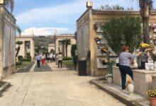 Augusta | Cimitero comunale: torna il mercato dei fiori, in corso interventi di pulizia