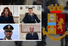 Siracusa | Avvicendamenti di funzionari di Polizia in Questura e in provincia