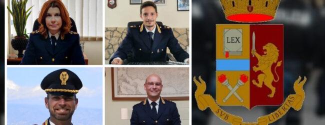 Siracusa   Avvicendamenti di funzionari di Polizia in Questura e in provincia