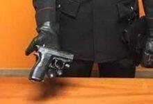 Siracusa | Ortigia: lancia una borsa dai tetti, i carabinieri trovano due pistole