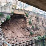 Carlentini | Frana tra via Caporetto e via Stromboli, evacuate alcune famiglie