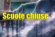 Augusta   Allerta meteo: domani scuole chiuse