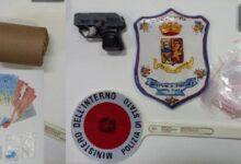 Siracusa   Rinvenuti e sequestrati un ordigno, una pistola lancia razzi e varie dosi di stupefacenti