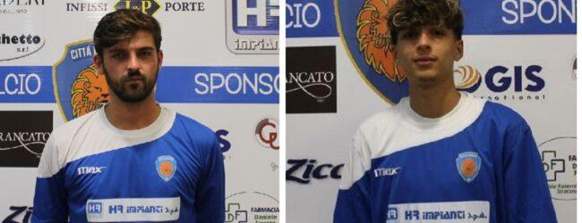 Siracusa | Due rinforzi in azzurro: Marcello Mascara e Giovanni Midolo